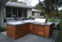 Outdoor Kitchen - BBQ