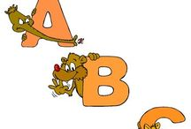 Animal Alphabet - Alphabet Clip Art - Illustrated Alphabet Clip Art - Letters - ABCs / Illustrated Alphabet Clip Art - Animal Alphabet Clip Art. WELCOME to this STUNNING collection of Illustrated Animal Alphabet Clip Art images.   This bundle contains 26 high-quality COLOR Illustrated Animal Alphabet Clip Art images. Images saved at 300dpi in PNG files.  ENJOY!!!