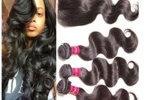 I Love Human Hair Extensions / I picked out some quality inexpensive fun Human Hair Extensions, Bundles, Wigs, Closures, Frontals Ponytails, Clip-Ins & Dreads to help you create beautiful hair styles.