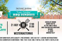 BBQ Sunday's @ WestergasTerras Amsterdam / Every Sunday: Beats, Bites & Quality | Free Entrance | From 17:00 - 01:00 | WestergasTerras | Klönneplein 4-6 1014 DD Amsterdam | BBQ 17:00 - 21:00 | Party 21:00 - 01:00