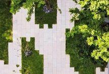 bakalářka zahrada