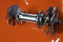 turbina rc jets