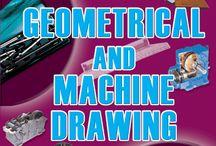 GEOMETRICAL AND MACHINE DRAWING