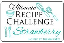 Strawberries: Ultimate Recipe Challenge / All the best Strawberry recipes from amazing food bloggers. This is a group board for members of the Ultimate Recipe challenge to showcase their strawberry recipe entry as well as any additional strawberry recipes.