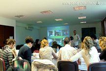 Curso de jardines verticales en Argentina 2012