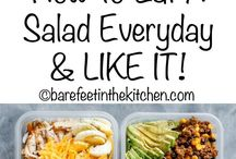 Salads / Not you boring lettuce!