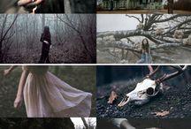 Mysticism, Horror, Gothic, Melancholic