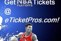 NBA Playoffs ticket