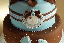 Ciasta na baby shower