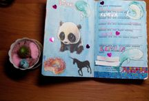 Мой Wreck This Journal