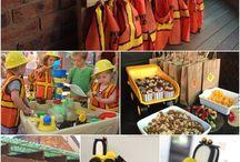 party theme construction