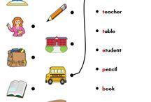 School / Classroom Themed Activities for kids