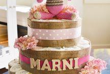 Diaper Cakes Inspiration