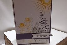 Mothers Day Stampin Up! UK / This board provides inspiration for the love we have for our mothers  Kim Tolton, Independent Stampin Up! Demonstrator UK Copyright @ Stampin Up! www.stampingatthewarren.stampinup.net
