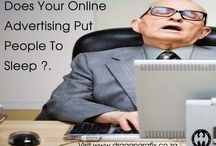 Online Advertising Posters And Very Clever Promotional Social Media Marketing Flyers / Does Your Online Advertising Put People To Sleep ?. We Create Custom Designed Online Advertising Posters And Very Clever Promotional Social Media Marketing Flyers, Visit Our Website http://www.dragangrafix.co.za