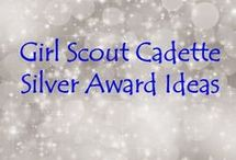 Cadette Scouts