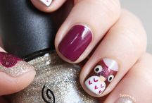 nail art animaux