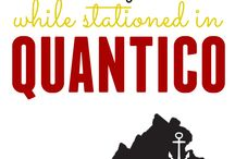To Quantico we go! / by Linsey Bigelow
