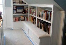 interior attic