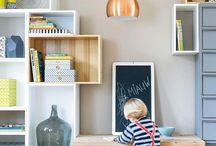 Kids room/playcorner