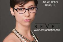 BEVEL / BEVEL eyewear.  Perfect for any occasion.  From colorfully dramatic to subdued elegance.  Styles for  men and women.  This collection has a large selection of frames for petite faces.  Find Bevel eyewear at Artisan Optics in Boise Idaho