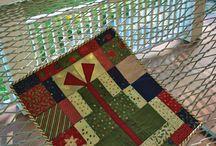 Karácsonyi quilt