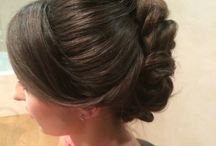 Wedding hair by Jo black / Wedding hair ideas