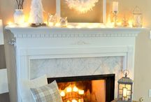Festive Tile & Stone / Drawing inspiration for the holiday from our favorite tile and stone pieces.