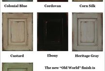 colonial decor