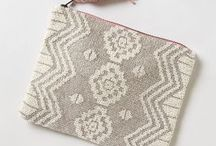 Wallets & clutch bag / Today when you have only a mobile phone, keys and a credit card you can get a small charming hand bag