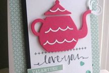 A Nice Cuppa Suite- Stampin' Up!
