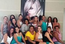 #Workshops Salerm 2016 / Formación de Salerm Cosmetics. Tedencias, nuevos cortes, Línea Pro·Line,...