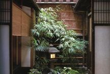Japanese gardens and decor
