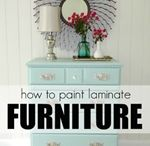 Easy DIY furniture restoration / upcycling, restoring, altering existing furniture to give it new life in your home