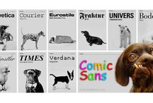 Czcionki / Przegląd najlepszych czcionek do wykorzystania na blogu i w grafikach do social media.