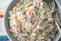 Recipes ~ Sides & Salads / Recipes we hope to try to make some day. / by Donna Rone