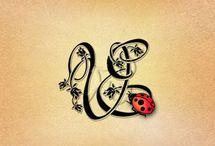 Lady bug tatoo