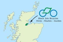 The Great Outdoors / Activities & activity providers, equipment hire & guides in Inverness area and around the Scottish Highlands