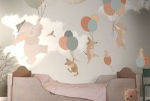 Wallpaper for Kids Bedroom