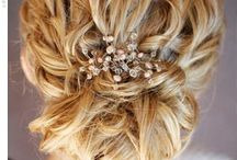 Bridesmaid Hairstyles / by Melissa Simpkins