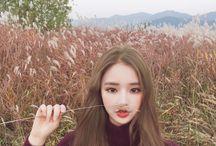 Ulzzang korean girls