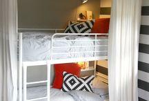 Harry bedroom