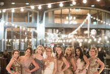 Champagne gold wedding