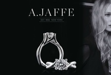 A. Jaffe - Engagement Rings / Meticulously designed and masterfully crafted, each A.JAFFE engagement ring is customized to represent the woman who wears it. From vintage to modern, antique to contemporary, A.JAFFE diamond engagement rings are designed to be admired from every angle.
