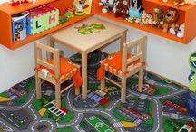Leikkihuoneet
