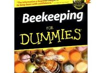 The Importance of Being Beekeepers and our Honey Bees / Bee friendly to our honey bee friends...Check out our selection of books about honey bees and bee keeping.  Many of the books have been graciously donated by the Beekeepers Association here in Montgomery County, NC!