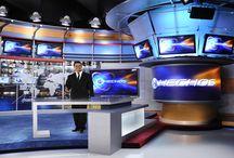 Studios sets