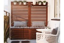 Outdoor Decorating Ideas / This board contains ideas for decorating outdoor space