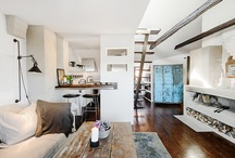 Loft-Studio-Apartment / by Ployd P.