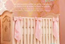Shabby Chic Nursery / Find great shabby chic nursery decorating ideas